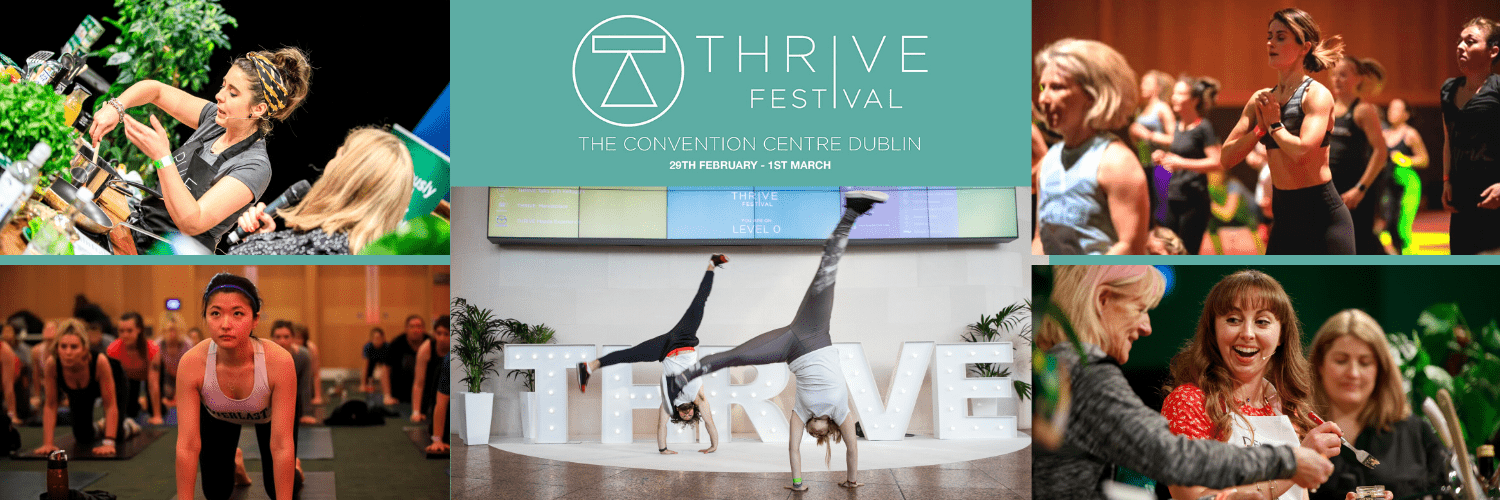 Exclusive Boxing, Cycling and Workout classes from London announced for Thrive Festival 2020
