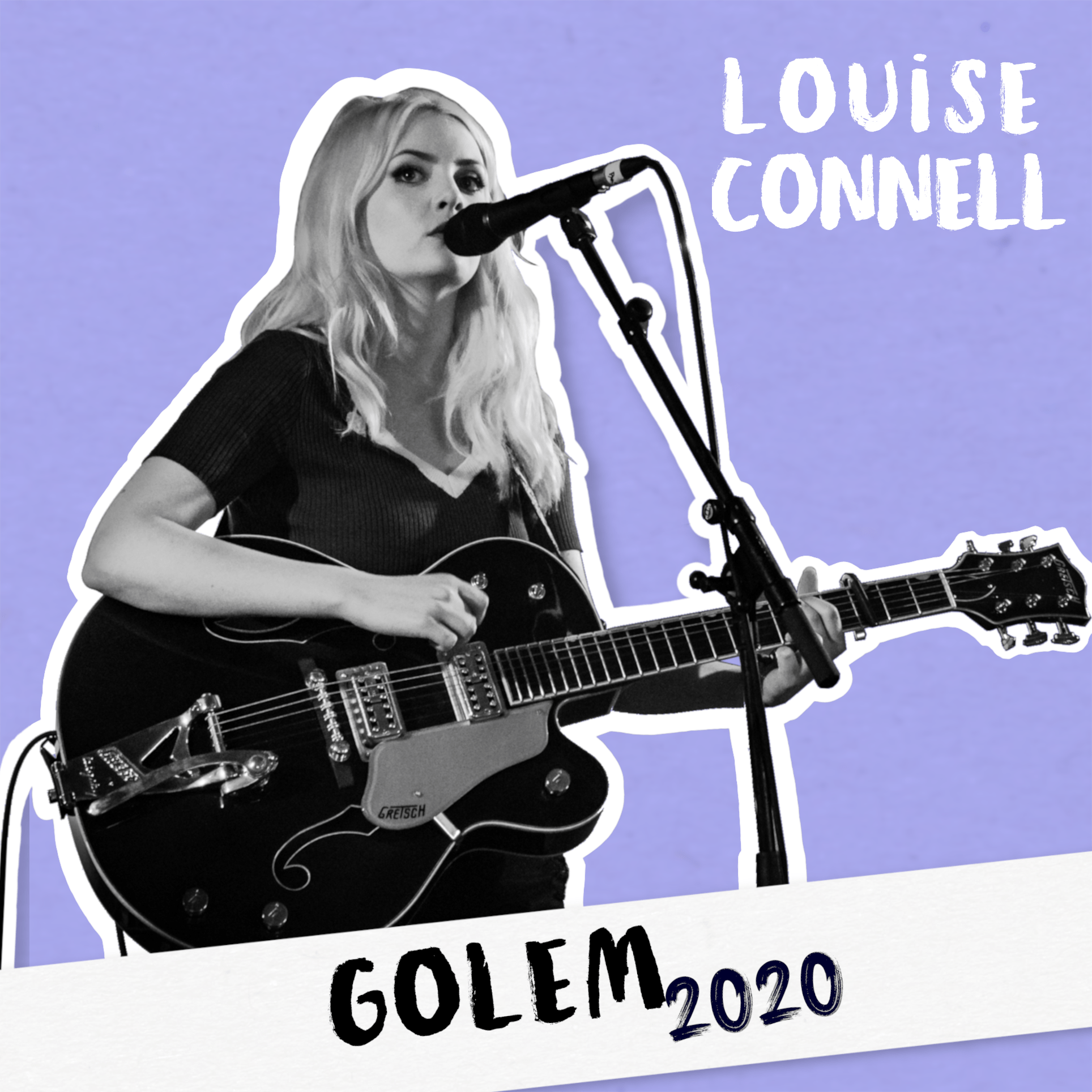 """Scottish singer-songwriter Louise Connell unveils bewitching new single, """"GOLEM 2020"""""""