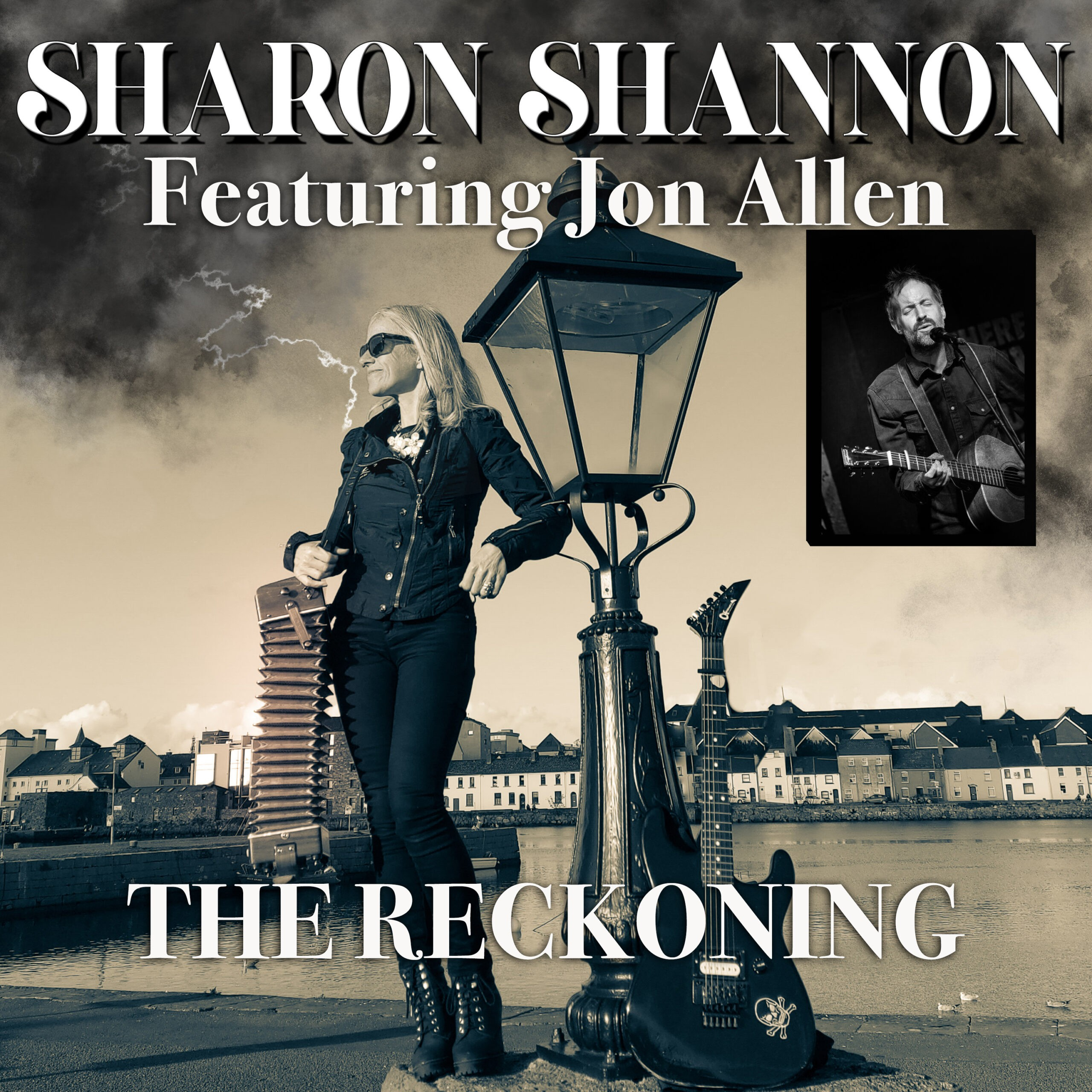 Sharon Shannon teams up with UK songwriter Jon Allen for Apocalyptic Folk Ballad 'The Reckoning'