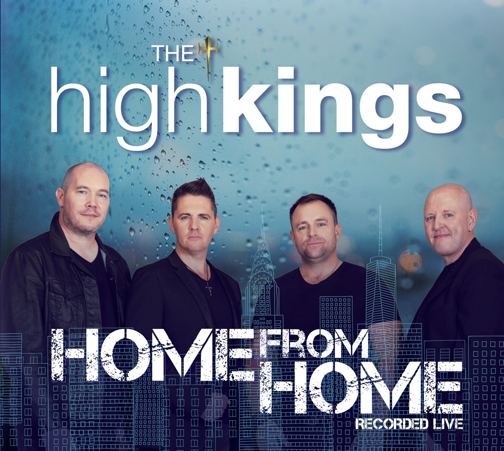 The High Kings announce new album release – Home from Home