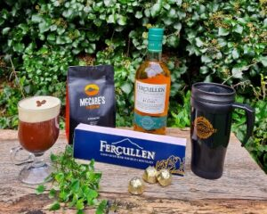 Fercullen Irish Coffee Kit – The perfect gift this St. Patricks Day!
