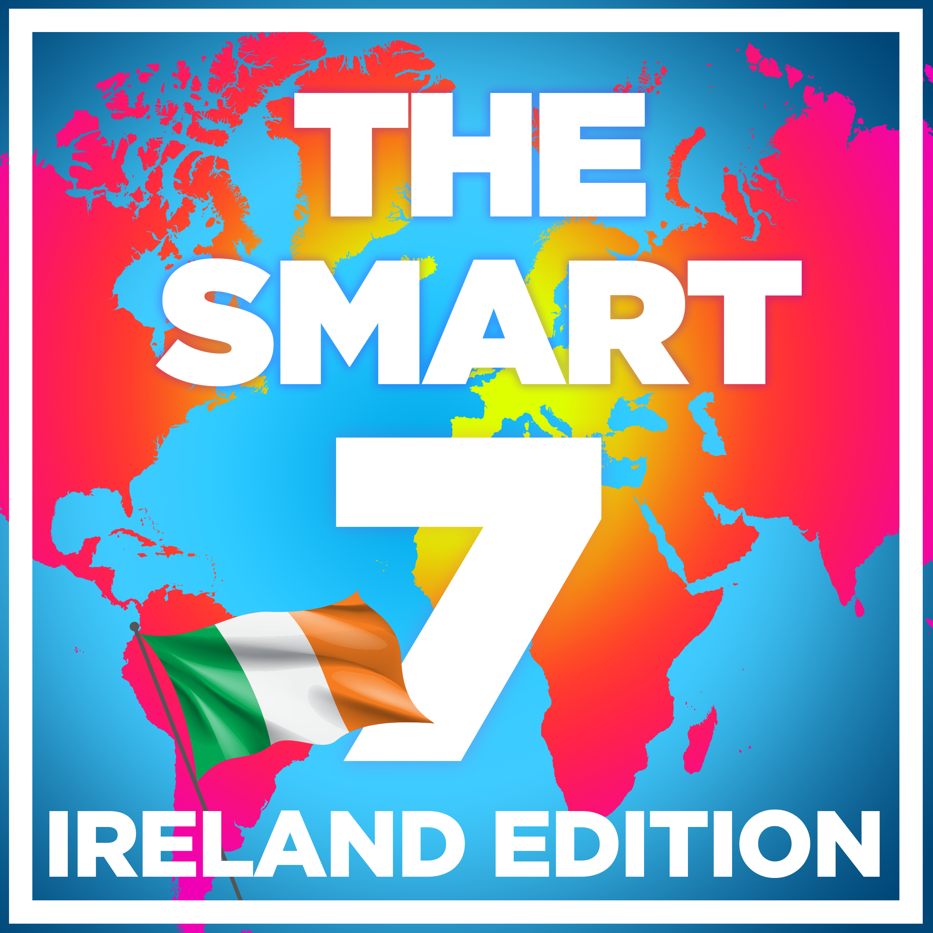 Introducing The Smart 7 Ireland Edition serving up your daily News Espresso with the 7 biggest stories each morning in just 7 minutes.