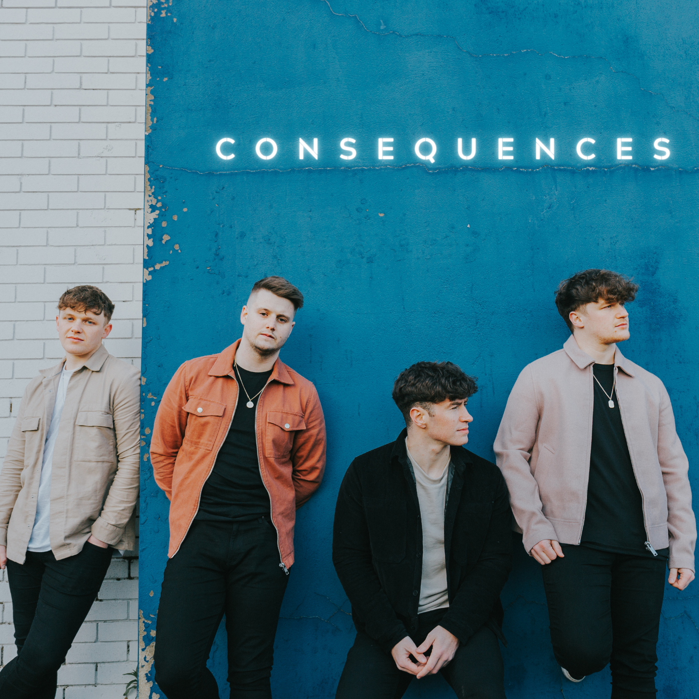 """LAVENGRO – Their brand new single """"Consequences"""" available on all streaming platforms 25 June 2021"""