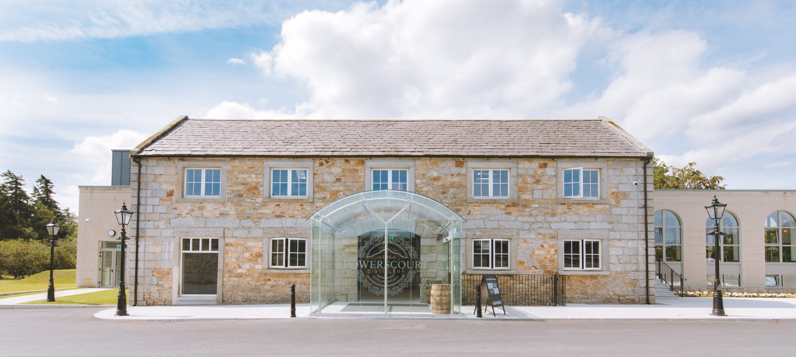 Powerscourt Distillery are delighted to announce the restart of Tours and Tastings